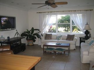 Hutchinson Island house photo - Livingroom View #1