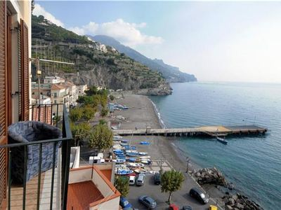 Apartment for 4 people close to the beach in Amalfi Coast