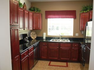 Scottsdale North condo photo - Spacious kitchen with granite counters and stainless appliances.