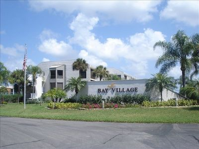 Bay Village Entrance