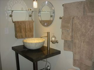 Horseshoe Bay townhome photo - Master Bathroom
