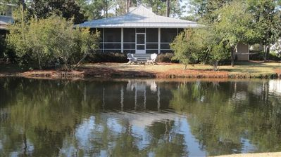 Private Lake Front Cottage in Sandestin 30% Off Resort Rates
