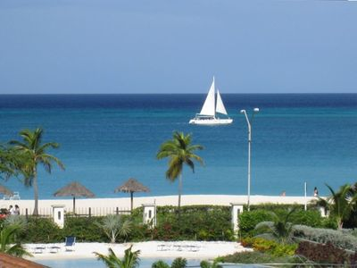 Aruba condo rental - Beach View Oceania