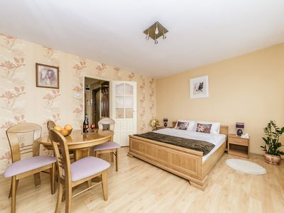Independent flat in center of Szczecin