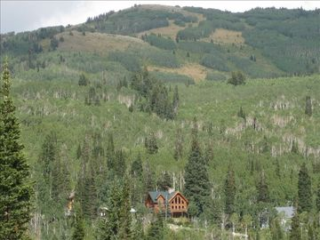 Back country or easy access to Solitude and Brighton Ski Resorts. North View