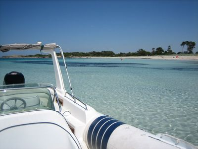 our private boat trips