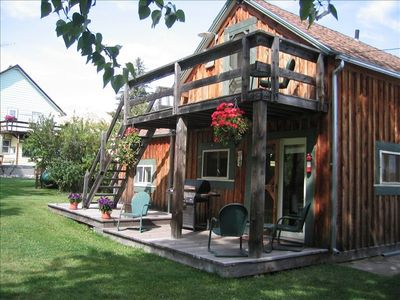 Big Timber cottage rental - McLeod Guest House