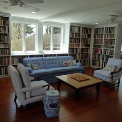 West Yarmouth house photo - The library....