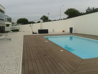 apartment with pool 200 meters from the beach