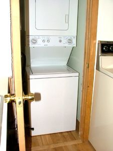 Washer & Dryer Laundry Unit