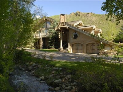 Sun Valley house rental