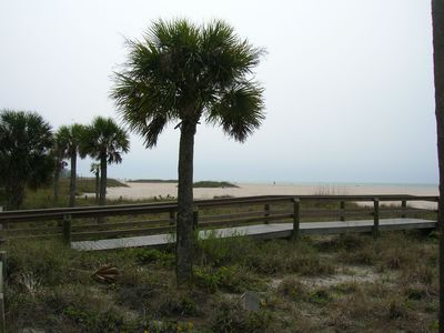 BEACH in walking distance !