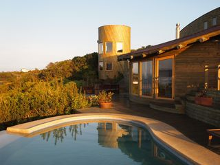 Santiago villa photo - Oceanfront Villa, Mediation Tower, Pool