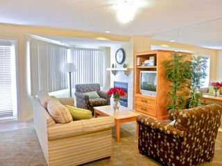 San Clemente condo photo - Living Room at the San Clemente Cove Resort