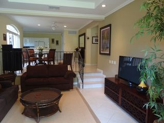 Los Suenos Resort condo photo - The spacious open plan is furnished is a comfortable contemporary style.
