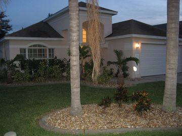 Merritt Island house rental - Three bedrooms, two baths, two car garage single home