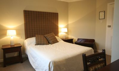 Connemara villa rental - Upstairs double bedroom