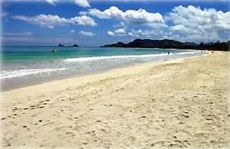 Kailua Beach - A Five Minute Walk From Cottage