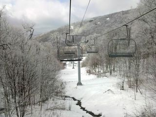 Beech Mountain condo photo - Within walking distance to Ski Beech