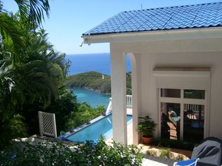 Fish Bay villa photo - Pool View