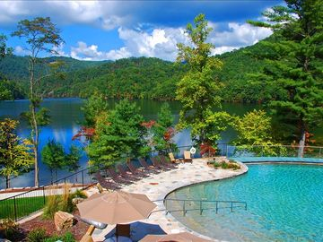 Tuckasegee cottage rental - Bear Lake Reserve Pool