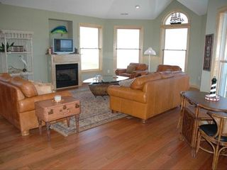 Southern Shores house photo - Great Room