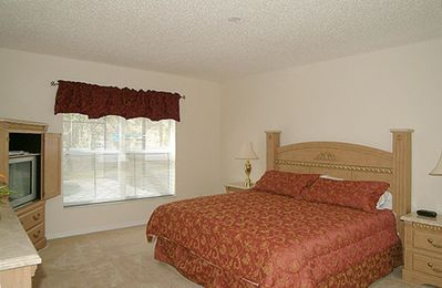 Seasons villa rental - Master Suite 1