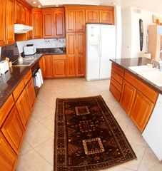 Kailua house photo - Fully stocked kitchen has all conveniences from dishwasher to blender