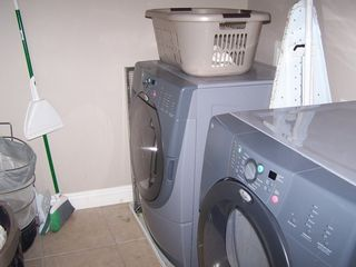 Las Vegas condo photo - Washer and Dryer