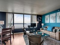 Water Views And Amenities! Your Ideal Urban Vacation With Sea To Sky Rentals