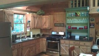 Ellijay cabin photo - Kitchen