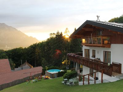 "Winter walks, rest and relaxation with mountain views - Ferienwohnung ""Watzmannblick"" 60m2"