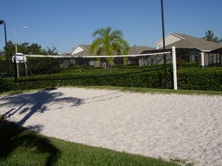 Windsor Palms house photo - Volleyball court
