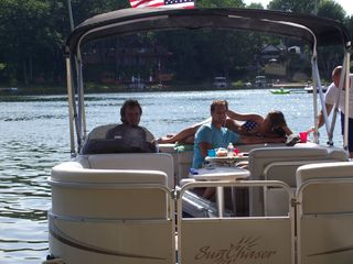 Harrison house photo - Pontoon Boat Rental Available 3rd party