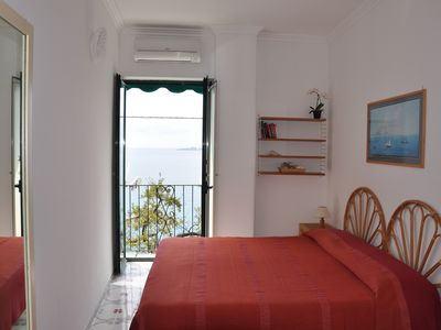 Holiday House Overlooking The Sea. Warm And Familiar Atmosphere