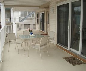 Wildwood condo photo - Patio with Furniture