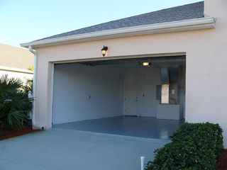 Vero Beach villa photo - 2 car Garage w opener