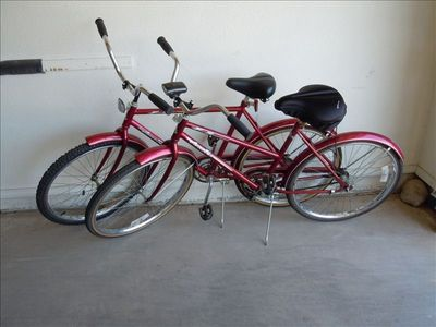 His & Hers Bicycles