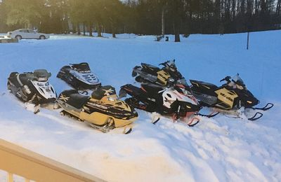 SNOWMOBILE HEAVEN, Lakefront 2nd Floor Suite with Spectacular Views