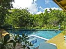 Six person spa built into the pool - Kailua house vacation rental photo