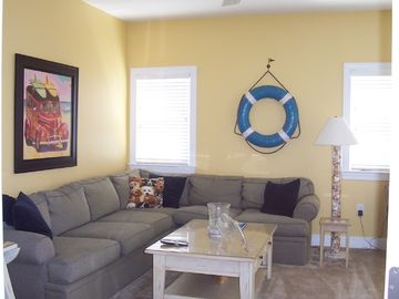 Family Room - First Floor