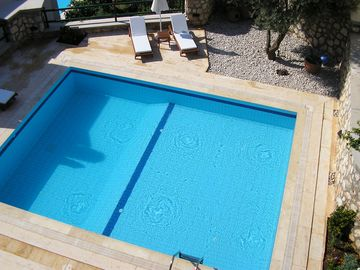 Pool Size 20 x 30 ft