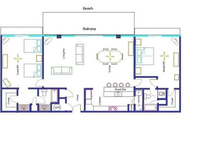 Look at that huge floorplan!