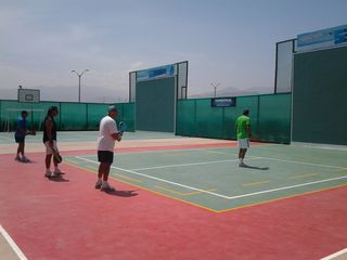 Lima house photo - Racquetball courts (sport Peru)