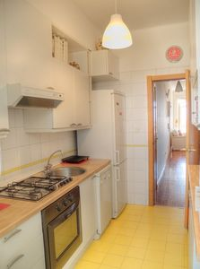 Sao Vicente de Fora apartment rental - Kitchen
