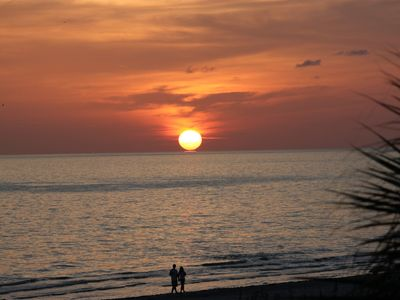 Madeira Beach condo rental - Romantic Sunset
