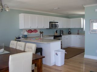 Cape San Blas house photo - Kitchen eat at bar