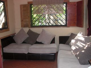 Cahuita house photo - Living Area