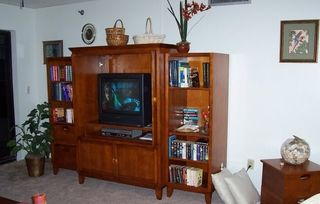New Smyrna Beach condo photo - Media Center