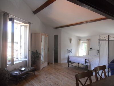 'Loft' Studio for up to 4 people